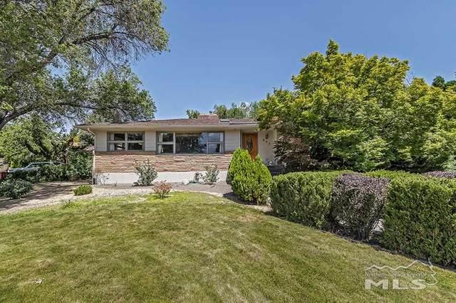 895 Brookfield Drive, Reno, NV 89503 (MLS #200010104) :: Harcourts NV1