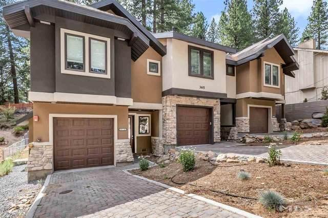 365 Cottonwood, Incline Village, NV 89451 (MLS #200010118) :: NVGemme Real Estate
