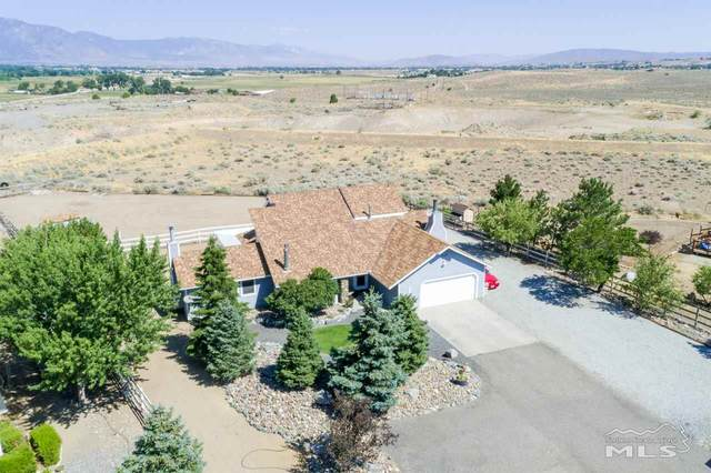 1813 Sullivan Dr, Gardnerville, NV 89410 (MLS #200010122) :: Chase International Real Estate