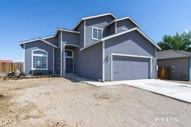 284 Season Dr., Fernley, NV 89408 (MLS #200010128) :: Harcourts NV1
