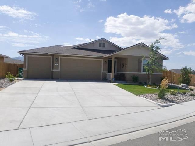 440 Scenic Ridge Drive, Reno, NV 89503 (MLS #200010133) :: Chase International Real Estate