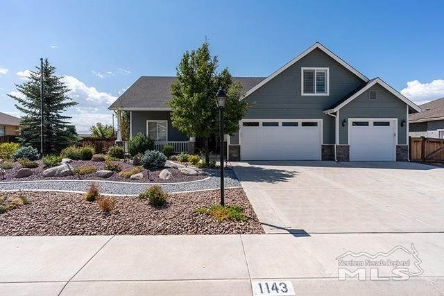 1143 San Marcos Circle, Minden, NV 89423 (MLS #200010137) :: Chase International Real Estate