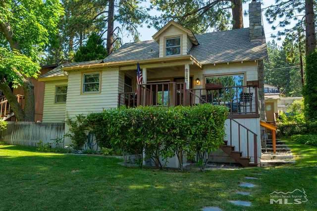 617 Freel, Zephyr Cove, NV 89448 (MLS #200010144) :: NVGemme Real Estate