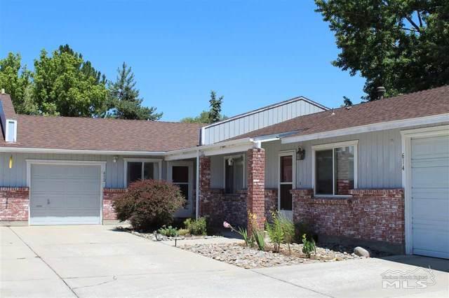 612 Sean Dr., Carson City, NV 89701 (MLS #200010158) :: Ferrari-Lund Real Estate