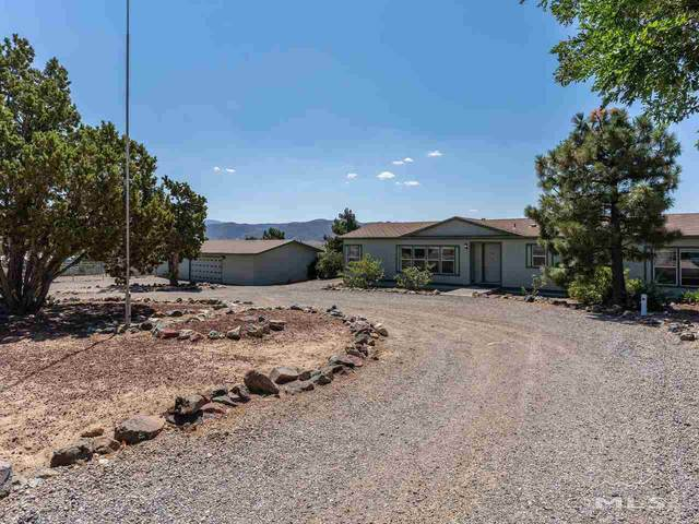 7 Hematite Dr, Moundhouse, NV 89706 (MLS #200010170) :: Fink Morales Hall Group
