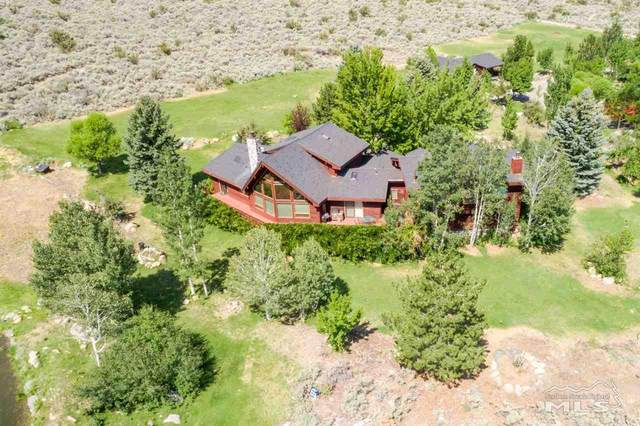 310 Foothill, Gardnerville, NV 89460 (MLS #200010171) :: Chase International Real Estate