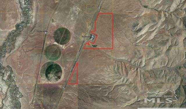 T34 R35 SEC 25 Cosgrave Exit, Imlay, NV 89418 (MLS #200010185) :: Chase International Real Estate