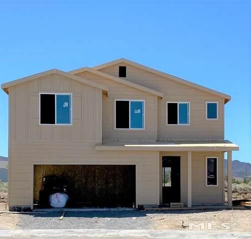 279 Granite Court Lot 42, Dayton, NV 89403 (MLS #200010189) :: Vaulet Group Real Estate