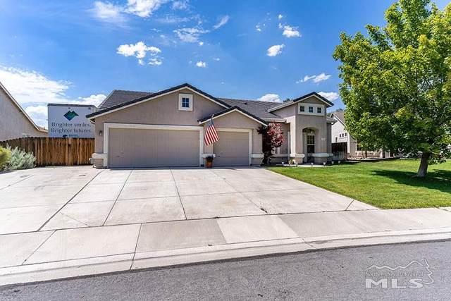 7815 Bermeso Ct, Sparks, NV 89436 (MLS #200010190) :: Chase International Real Estate
