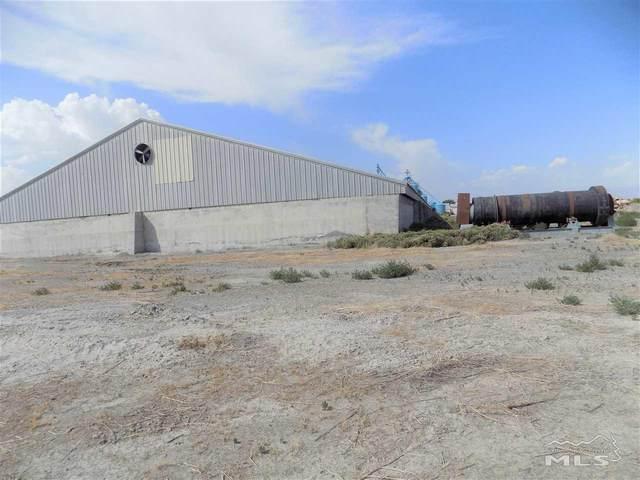 720 Industrial Parkway, Lovelock, NV 89419 (MLS #200010191) :: NVGemme Real Estate