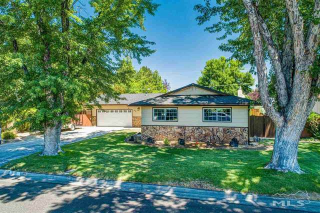 1609 Wildrose Dr., Minden, NV 89423 (MLS #200010198) :: Chase International Real Estate