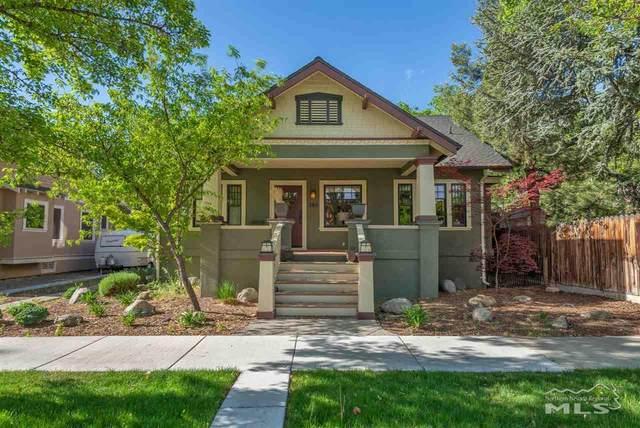 588 Marsh, Reno, NV 89509 (MLS #200010205) :: Chase International Real Estate