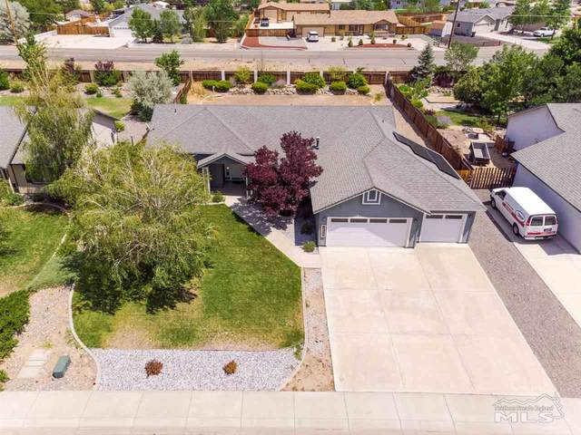 2959 Hot Springs Road, Minden, NV 89423 (MLS #200010207) :: Chase International Real Estate