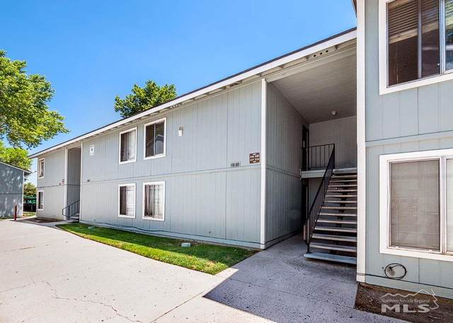 4608 Neil Road # 218 Building 9 Unit, Reno, NV 89502 (MLS #200010211) :: Chase International Real Estate