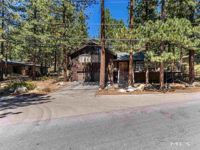 232 Mcfaul Way, Zephyr Cove, NV 89448 (MLS #200010216) :: Vaulet Group Real Estate