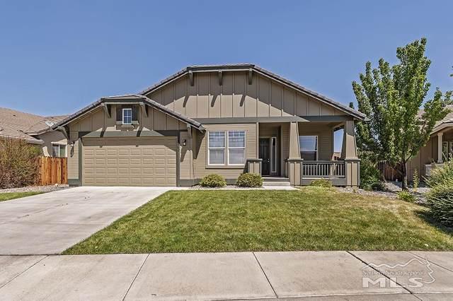 5802 Meadow Park, Sparks, NV 89436 (MLS #200010221) :: Vaulet Group Real Estate