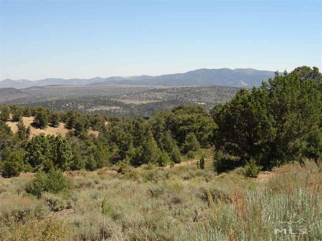 21530 Crestview Road, Virginia City, NV 89521 (MLS #200010237) :: The Craig Team