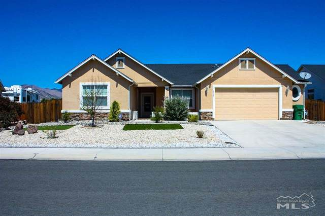 212 Shady Grove Lane, Dayton, NV 89403 (MLS #200010244) :: Chase International Real Estate