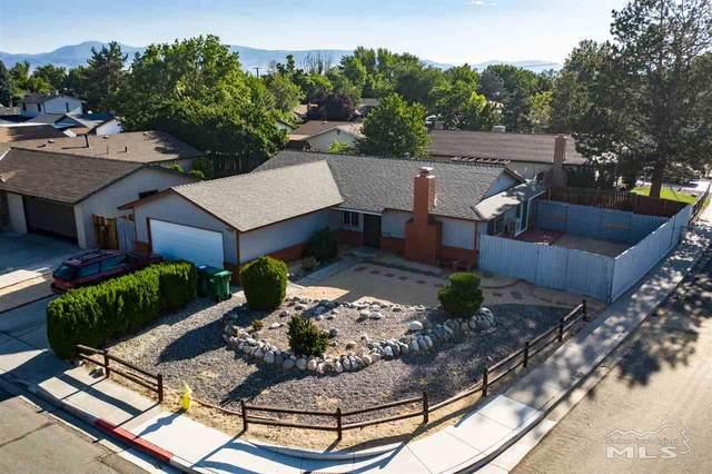 2885 Patrice Dr, Sparks, NV 89431 (MLS #200010249) :: Chase International Real Estate