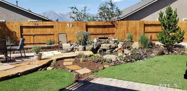 1221 Hat Band Court, Gardnerville, NV 89410 (MLS #200010270) :: Chase International Real Estate