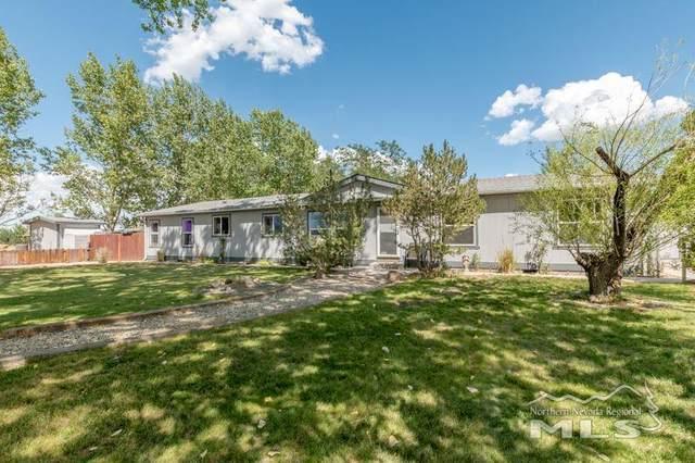 4989 Cody Road`, Fallon, NV 89406 (MLS #200010275) :: Ferrari-Lund Real Estate