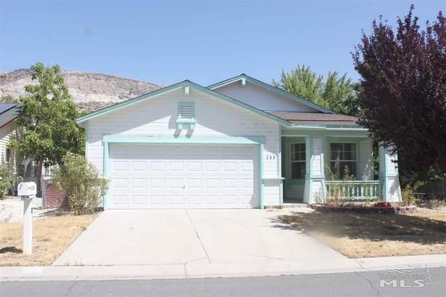 259 Ave De La D'emerald, Sparks, NV 89434 (MLS #200010286) :: NVGemme Real Estate