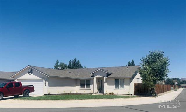 158 Shadow Mountain Drive, Fernley, NV 89408 (MLS #200010308) :: Chase International Real Estate