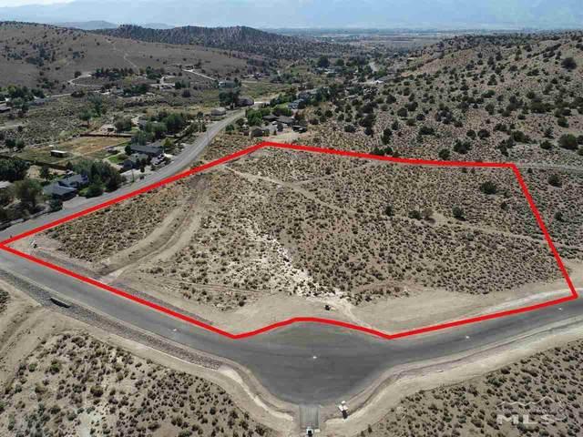 1369 Hunters Point, Gardnerville, NV 89410 (MLS #200010316) :: Ferrari-Lund Real Estate
