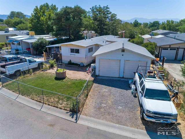 3440 Basalt Drive, Carson City, NV 89705 (MLS #200010324) :: Theresa Nelson Real Estate