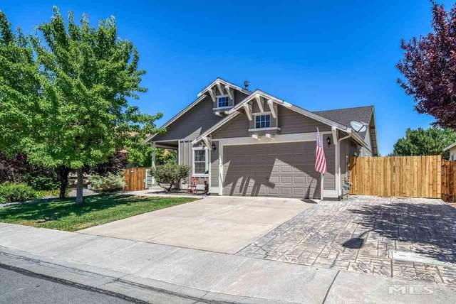 1050 Village Knoll, Sparks, NV 89436 (MLS #200010343) :: Chase International Real Estate