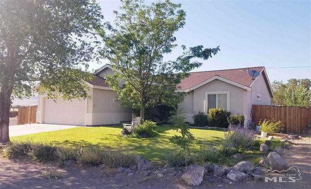 8240 Iroquois, Stagecoach, NV 89429 (MLS #200010344) :: Fink Morales Hall Group