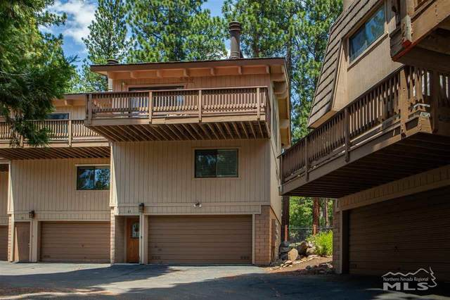 830 Oriole Way #21, Incline Village, NV 89541 (MLS #200010349) :: The Mike Wood Team