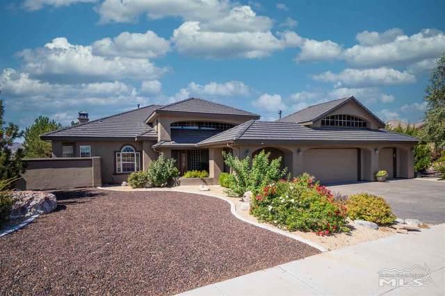 405 Glen Eagles Ct., Dayton, NV 89403 (MLS #200010364) :: Vaulet Group Real Estate