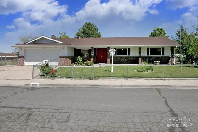 2901 Cortez Street, Carson City, NV 89701 (MLS #200010373) :: Chase International Real Estate
