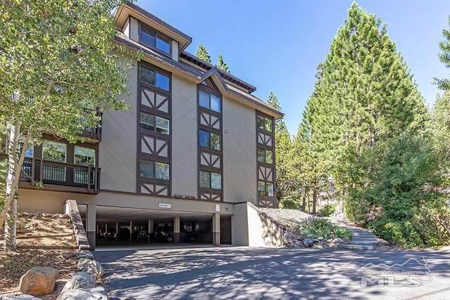 333 Ski Way #275, Incline Village, NV 89451 (MLS #200010378) :: NVGemme Real Estate