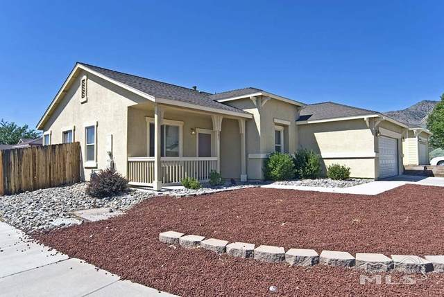 301 Golden Pick, Dayton, NV 89403 (MLS #200010390) :: Chase International Real Estate