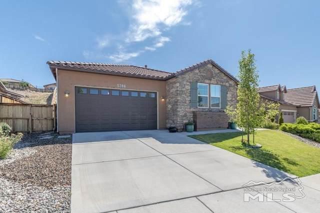 5396 Desertstone Drive, Sparks, NV 89436 (MLS #200010399) :: Harcourts NV1