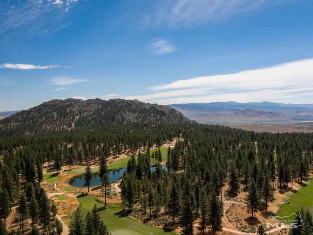 220 Overlook Drive, Carson City, NV 89705 (MLS #200010400) :: Chase International Real Estate