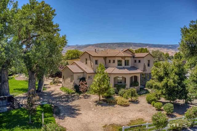 10049 Casazza Ranch Lane, Reno, NV 89511 (MLS #200010406) :: Chase International Real Estate
