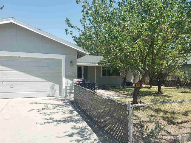 2701 Grant Street, Carson City, NV 89701 (MLS #200010417) :: Ferrari-Lund Real Estate