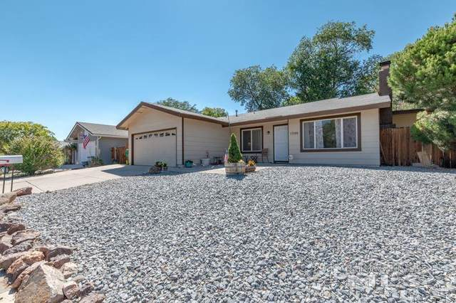 1096 Palmwood, Sparks, NV 89434 (MLS #200010419) :: Mendez & Associates
