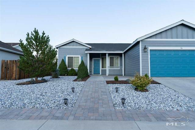 116 South End Dr, Dayton, NV 89403 (MLS #200010435) :: Chase International Real Estate