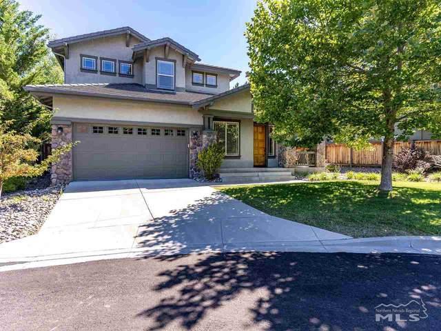 5021 Fall Colors, Reno, NV 89519 (MLS #200010438) :: Chase International Real Estate
