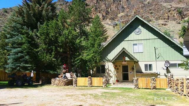 1051 E Side Ave, Jarbidge, NV 89823 (MLS #200010456) :: Ferrari-Lund Real Estate