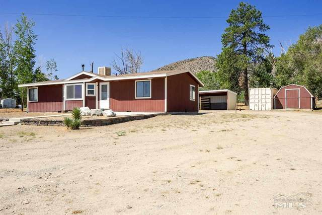 30 Circle Drive, Wellington, NV 89444 (MLS #200010459) :: NVGemme Real Estate