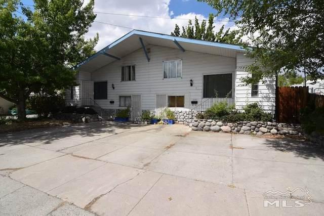 639 & 641 Gear Street, Reno, NV 89503 (MLS #200010460) :: Harcourts NV1