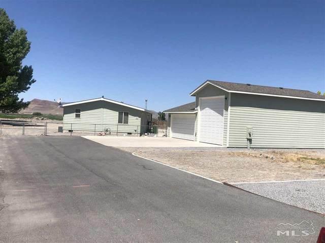 745 North Meridian, Lovelock, NV 89419 (MLS #200010467) :: NVGemme Real Estate