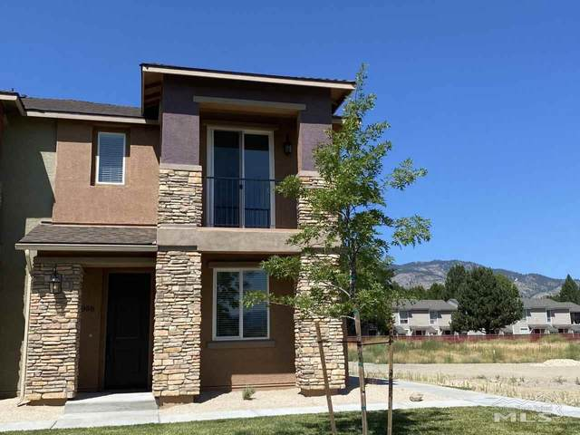 958 W End, Carson City, NV 89701 (MLS #200010493) :: Harcourts NV1