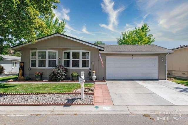 124 Ave De La Bleu De Clair, Sparks, NV 89434 (MLS #200010498) :: NVGemme Real Estate