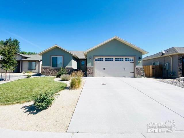 226 Heather Lane, Fernley, NV 89408 (MLS #200010524) :: Harcourts NV1